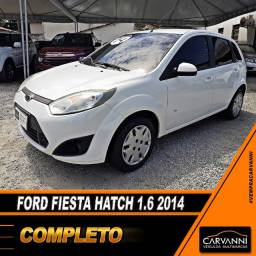 Ford Fiesta Hatch 1.6 2014 Completo