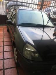 Renault Clio 1.0 16v 2004 completo gasolina