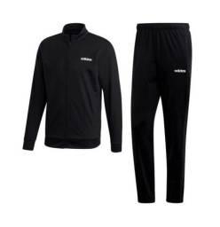 Agasalhos Adidas Masculino Originais c/ NFE preto varios tamanhos