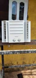 Vendo um ar condicionado 110 vlts, 10.000 btus