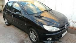 Peugeot - 206 - ano 06/07