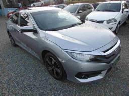 Honda civic g10 touring cvt 1.5 tb aut 60mkm novo!!!