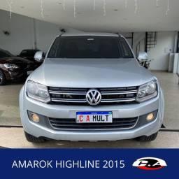 VW Amarok Highline 2015 Impecável Aceito trocas e financio