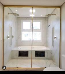 Box para banheiro  e Espelhos  promoção