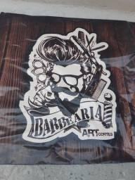 Título do anúncio: Lonas de barbeiro