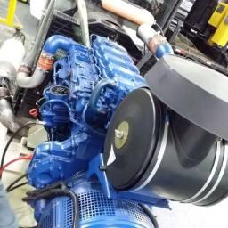 GRUPO GERADOR DE ENERGIA 300 KVA MOTOR SCANIA