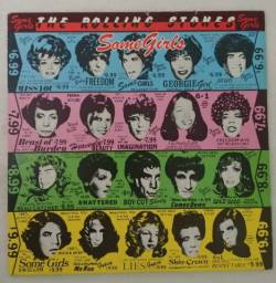 Lp The Rolling Stones - Some Girls