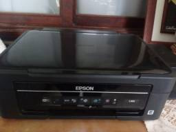 Título do anúncio: Impressora Copiadora Epson Ecotank L365 Wifi Duplex