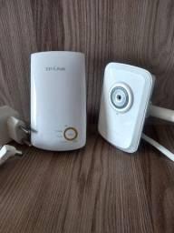 Câmera + Duplicador de Wi-Fi