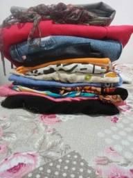 Vendo lote de roupas de Bazar
