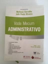 Vade Mecum Direito Administrativo