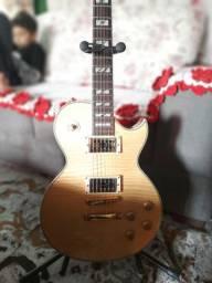Guitarra Les Paul golden series