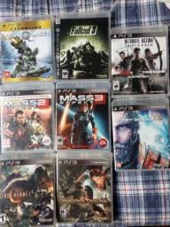 Jogos e acessórios de PlayStation 3 e Xbox 360 a partir de 30 R$