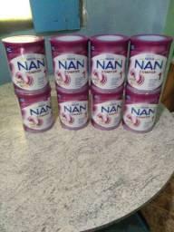 Vendo 8 latas de Leite Nan confort1