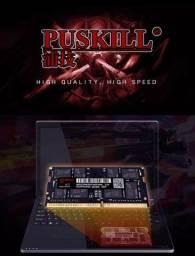 Título do anúncio: Memória RAM DDR3 e DDR4 para Notebook de 8GB