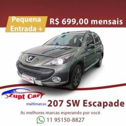 207 2009/2010 1.6 ESCAPADE SW 16V FLEX 4P MANUAL