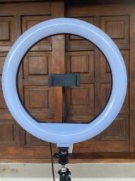 Ring Light de 32cm + tripe? de 2,10 m