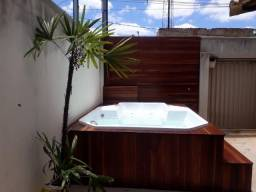 Título do anúncio: LS - SPA  de fibra com 8 lugares -Anil piscinas