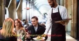 Título do anúncio: Atendente para Restaurante