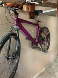 Bike bicicleta Aro 26 18 marchas