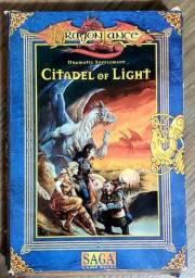 Título do anúncio: Citadel of Light -- Dragonlance Fifth Age -- Saga Rule System -- RPG