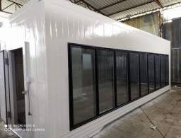Título do anúncio: Átrios container Câmara e Expositores