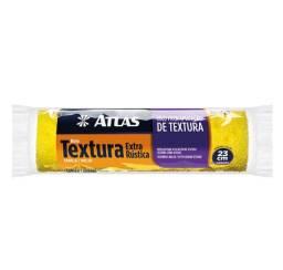 Título do anúncio: Rolo de Espuma para Aplicação de Textura Extra Rústica 23 cm 110/55 - Atlas