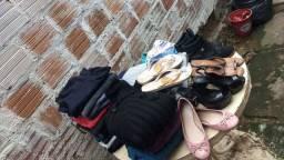 Vendo lotes de roupas