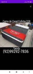 Título do anúncio: CAma::: super d28 15 cm de espuma frete grátis para toda Manaus