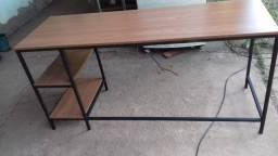 Título do anúncio: Mesa Escrivaninha Estilo Industrial sob medida