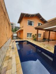 Título do anúncio: Uma magnífica Casa com 4 dormitórios à venda por R$ 1.400.000 - Canto do Forte - Praia Gra