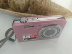 Título do anúncio: Máquina fotográfica CASIO Exilim EX-ZS5