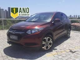 HR-V 2017/2017 1.8 16V FLEX LX 4P AUTOMÁTICO