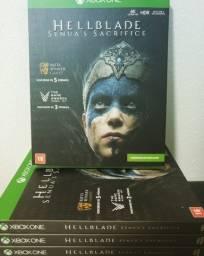 Game Hellblade Xbox One Lacrado