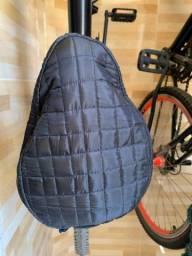 Capa para sela de bicicleta