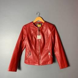 Jaqueta da Zara Nova de Couro