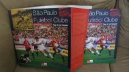 Livro São Paulo F. C.  - A Saga De Um Campeão