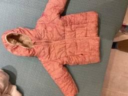 Jaquetas menina 2 anos em perfeito estado