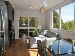 Apartamento com 1 dormitório à venda, 107 m² por R$ 992.860,51 - Bavária - Gramado/RS