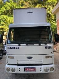 Ford Cargo 815 Baú 2010