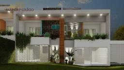 Casa Duplex de Alto Padrão à venda no bairro Maurício de Nassau, com 4 quartos suítes.