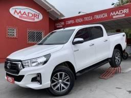 Título do anúncio: Toyota Hilux CD SRV 4x4 2.8 16V