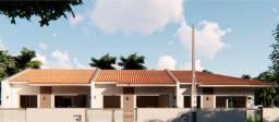 Casa Geminada com 2 dormitórios no Balneário Rainha