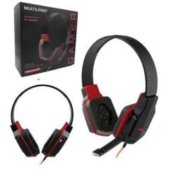 Título do anúncio: Fone de Ouvido Headset Gamer PH073 Multilaser- Rf Informatica