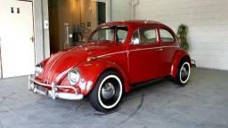 Título do anúncio: VW Fusca 1966 Vermelho