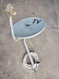 Título do anúncio: Antena satélite oi