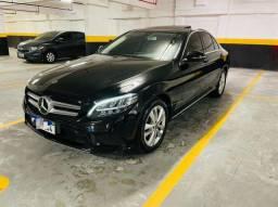 Título do anúncio: C200 Mercedes Híbrida