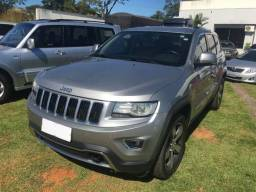 Título do anúncio: Jeep Grand Cherokee Limited 3.0 diesel 2014/2014
