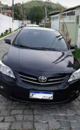 Título do anúncio: Vendo Toyota Corolla 2011 com GNV 5 geração - Automático Zap *