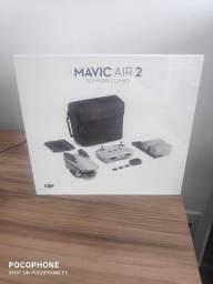 Título do anúncio: Drone Mavic Air 2 Fly More Combo novo